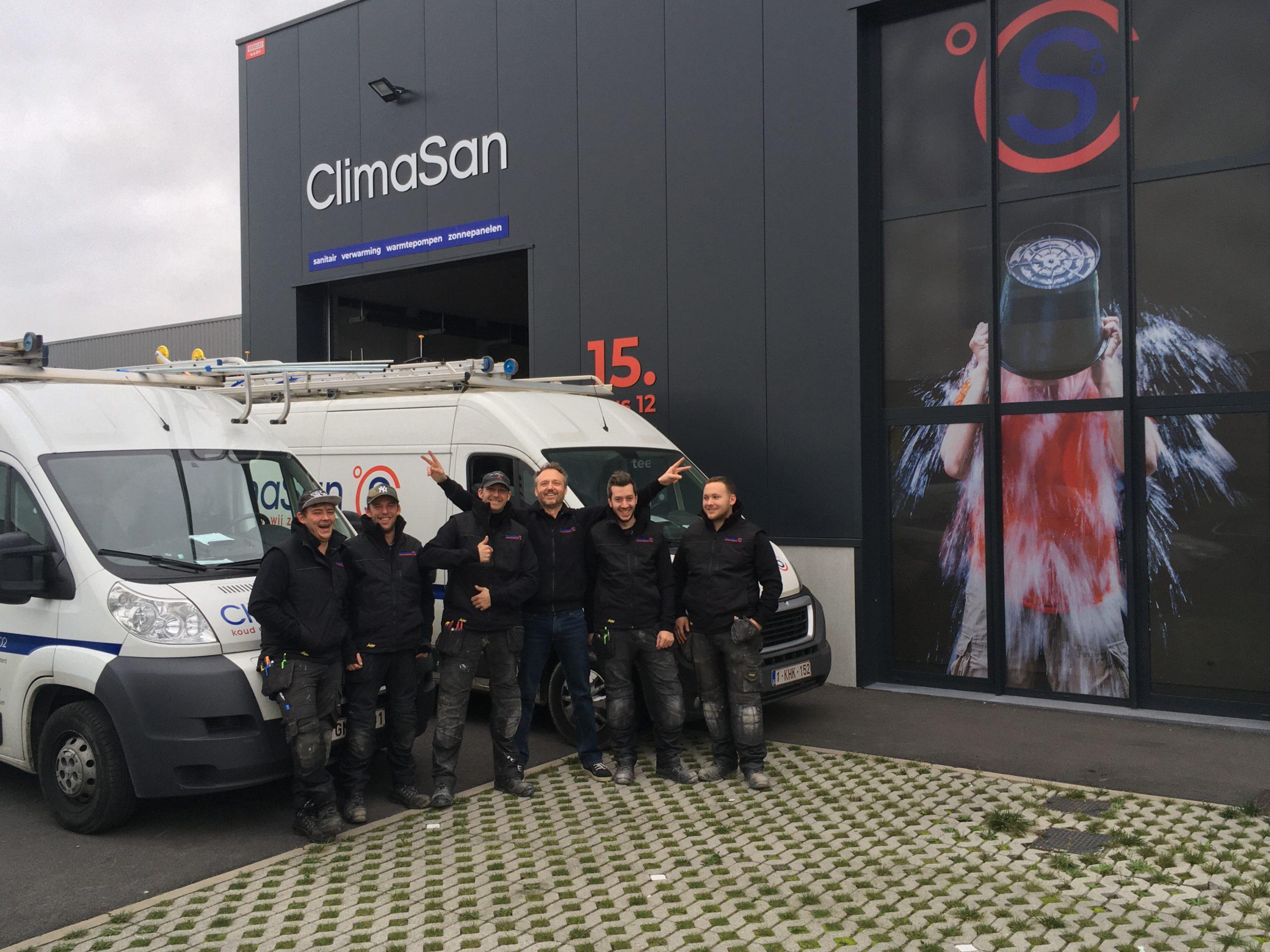 ClimaSan team