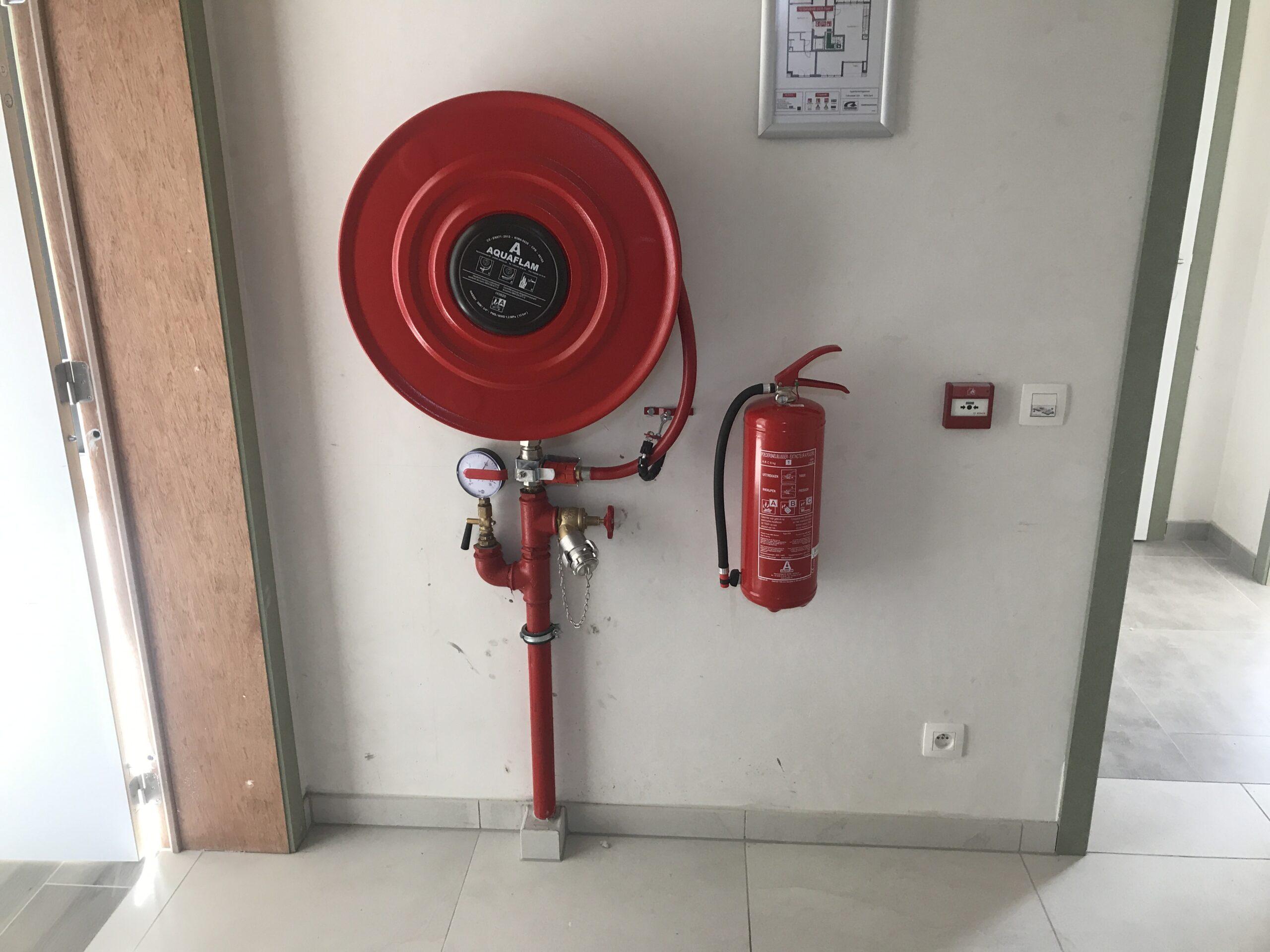 ClimaSan appartementen brandhaspel