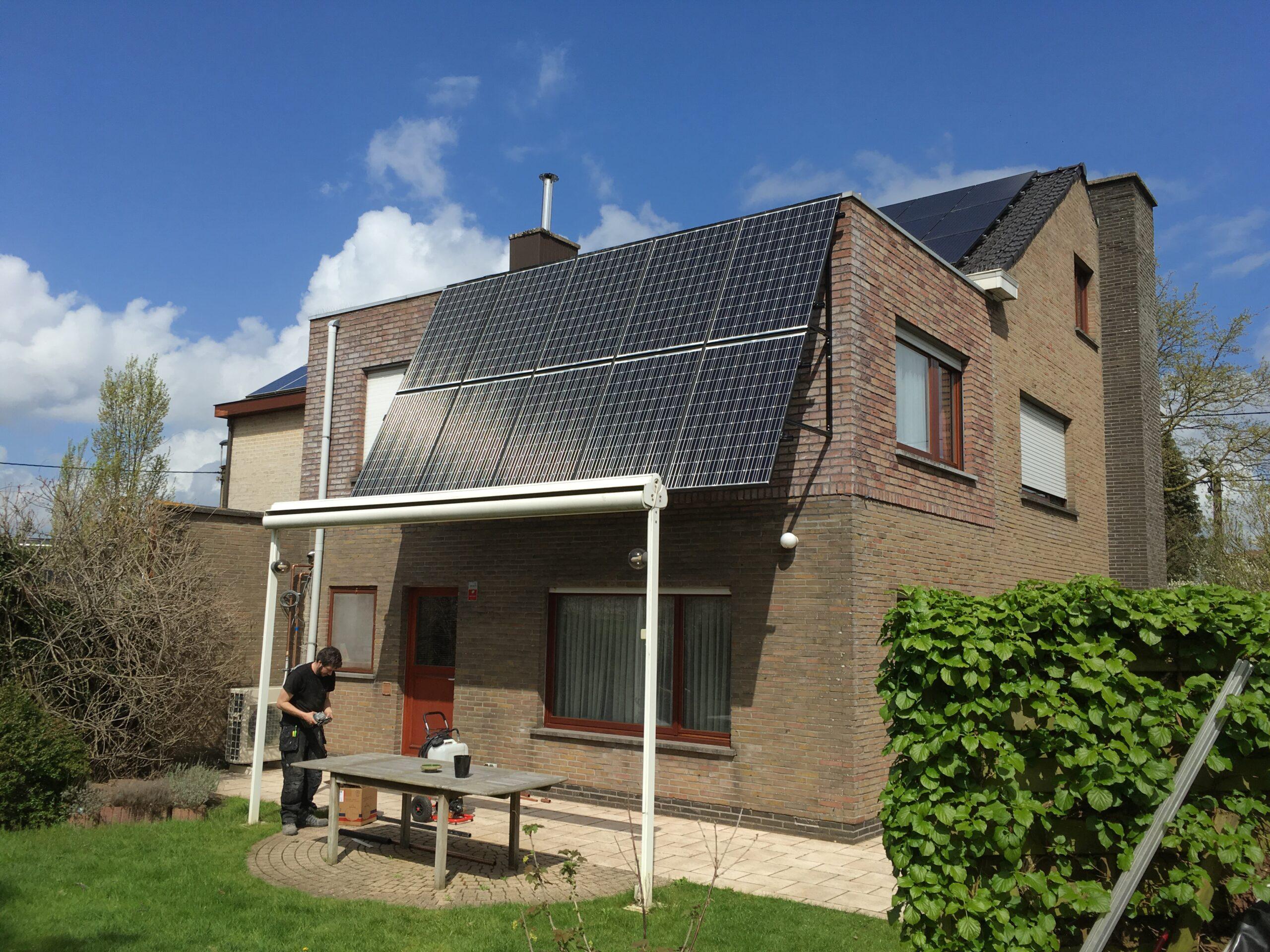 Warmtepomp en zonnepanelen 1