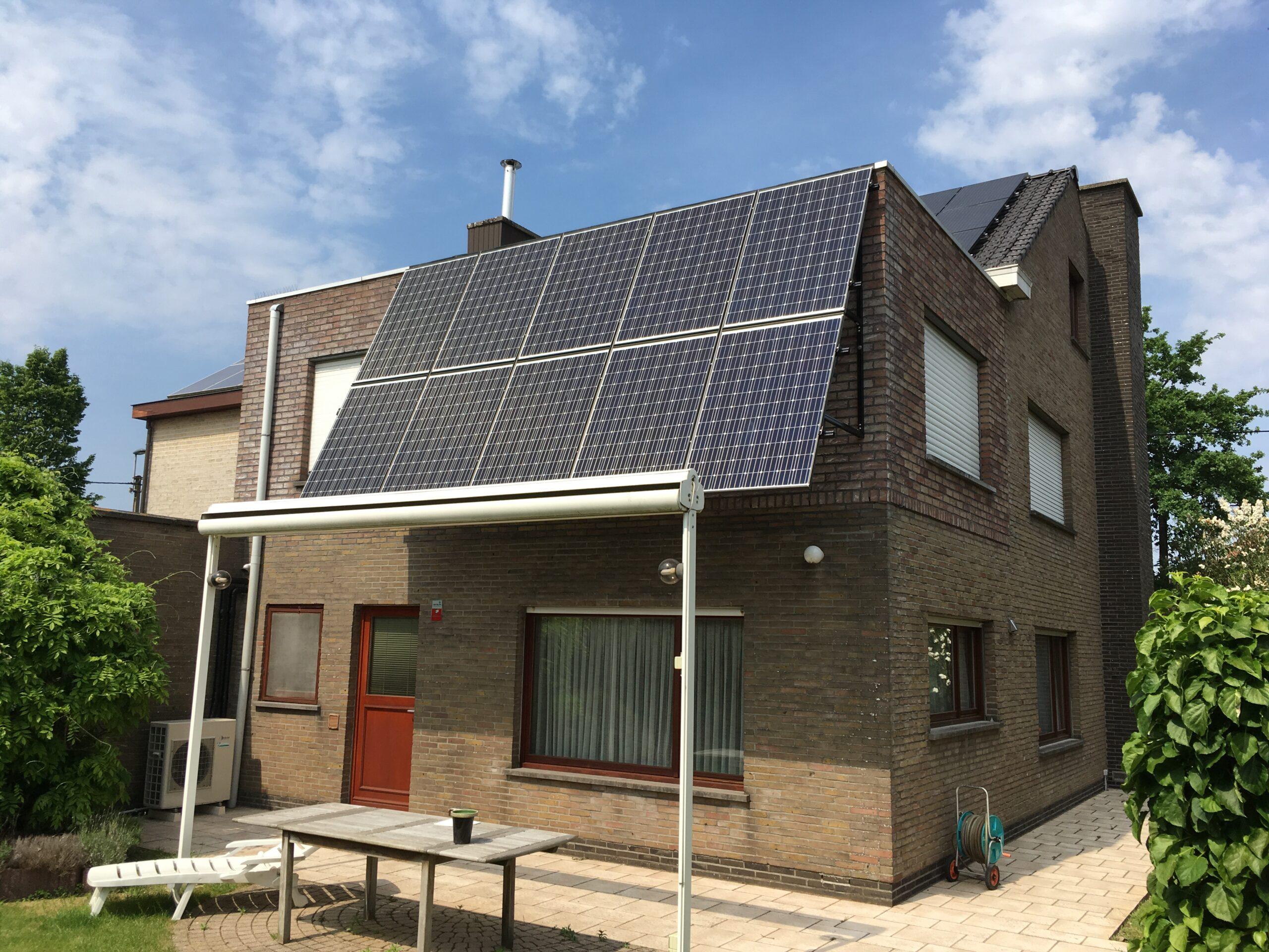 Warmtepomp en zonnepanelen 2